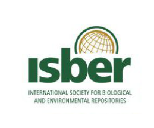 International Society for Biological and Environmental Repositories (ISBER) Logo